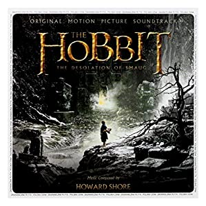 Howard Shore: Hobbit2 - The Desolation Of Smaug (Pl) (soundtrack) [2CD]
