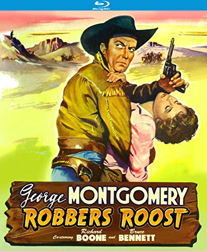 Robbers' Roost [Blu-ray]