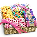 Snackers Sweets and Nuts Gift Basket
