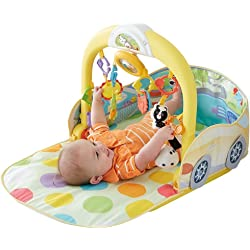 Fisher Price 3 in 1 Convertible Car Gym