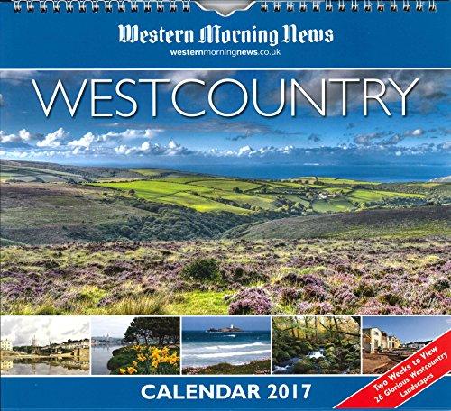 westcountry-western-morning-news-wall-calendar-2017