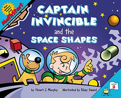 Captain Invincible and the Space Shapes (MathStart 2) (Captain Space compare prices)