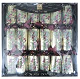 Tom Smith Deluxe Christmas Crackers Traditional Berries 14