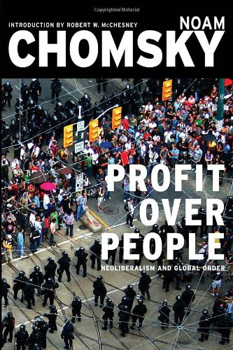 Profit Over People: Neoliberalism & Global Order (Noam Ch compare prices)