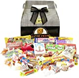 Candy Crate 1950s Classic Retro Candy Gift Box