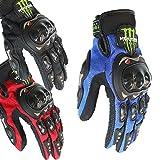 3 colors バイクグローブ Monster Energy モンスターエナジー 高品質