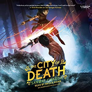 The City of Death | [Sarwat Chadda]