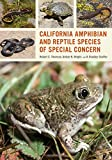 img - for California Amphibian and Reptile Species of Special Concern book / textbook / text book