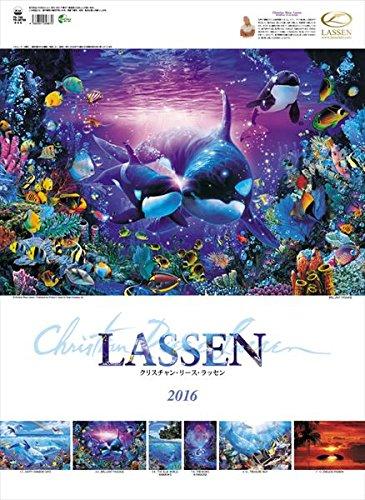 クリスチャン・リース・ラッセン (2016年版カレンダー) 16-TD-30759