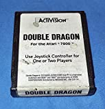Double Dragon for the Atari 7800 game system