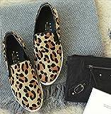 (フルールドリス)Fluer de lis スリッポン ヒョウ柄 ブラック 起毛 スニーカー 靴 シューズ 婦人靴 アパレル レディース ファッション 服 263-k1-1953
