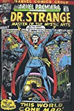 Doctor-Strange-Mystic-Arts-Cover-T-Shirt-schwarz