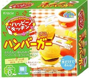ハッピーキッチンハンバーガー 5個入 Box(食玩)