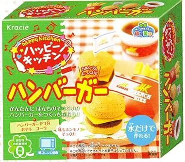 ハッピーキッチンハンバーガー Box(食玩)