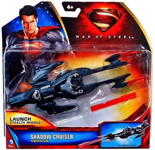 Superman Man of Steel the Movie: General Zod Shadow Cruiser