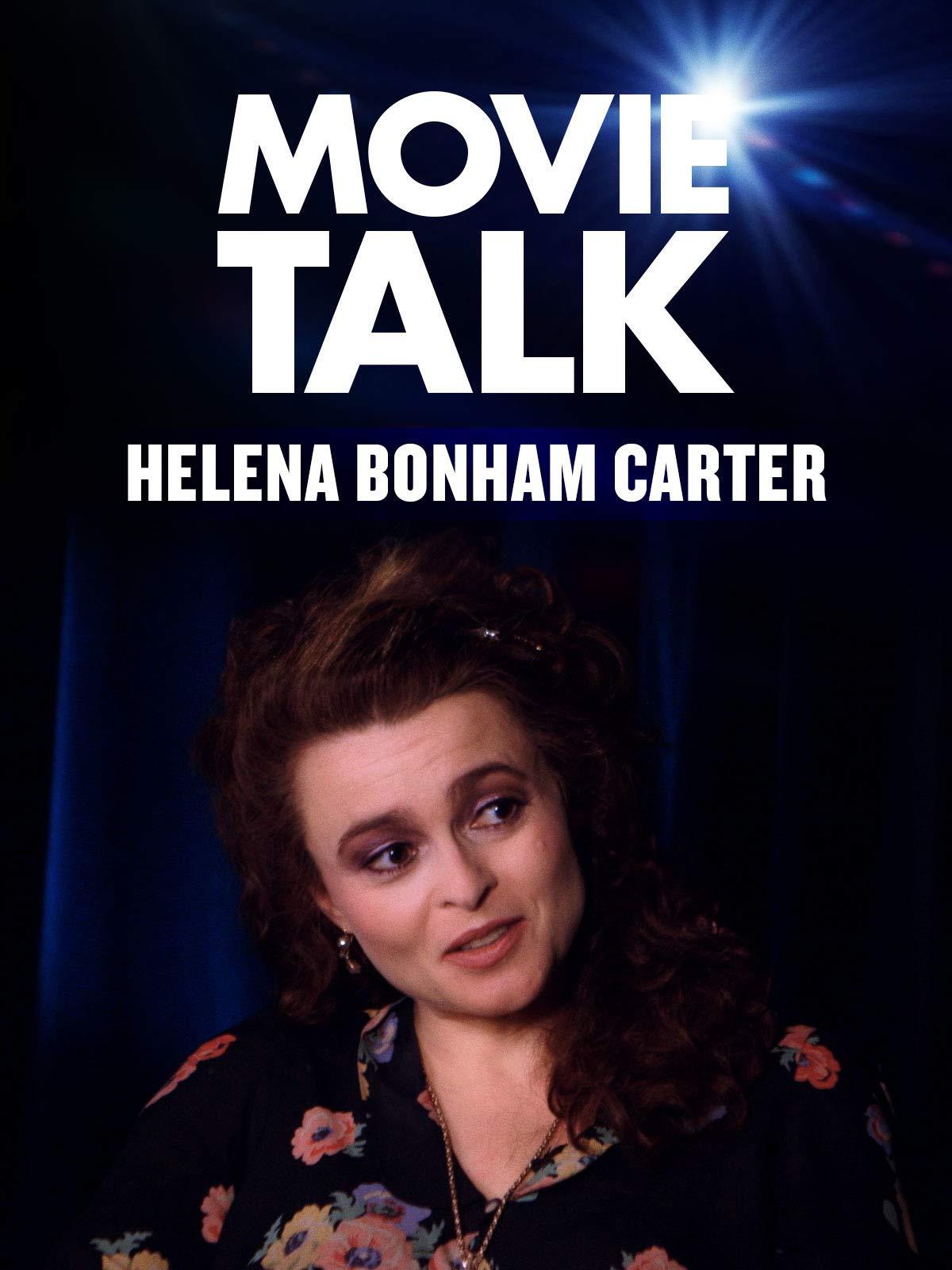 Helena Bonham Carter - Movie Talk on Amazon Prime Video UK