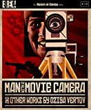 Man with a Movie Camera (and other works by Dziga Vertov) (1929) [Masters of Cinema] Limited Edition 4-Disc Dual Format (Blu-ray & DVD)