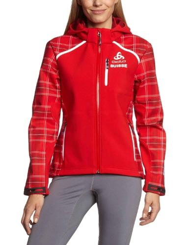 Odlo Damen Funktionsjacke Jacket Softshell Sochi, Swiss Olymp 14, XS, 524601