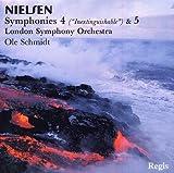 echange, troc  - Symphonies N°4 & 5