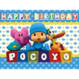 Pocoyo Backdrop | Birthday | Boy Theme | Banner | Party Supplies | Background | Photo Booth | Photography