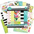 Heidi Swapp Favorite Things 12x12 Scrapbook Paper Pad