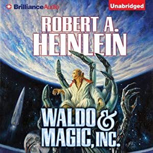 Waldo & Magic, Inc. Audiobook