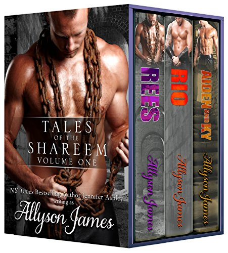 Allyson James - Tales of the Shareem, Volume 1