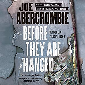 Before They Are Hanged Audiobook