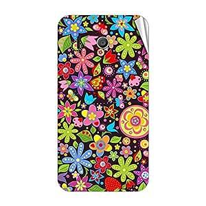 Garmor Designer Mobile Skin Sticker For Huawei G700T - Mobile Sticker