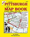 Greater Pittsburgh & Allegheny County Street Map Book