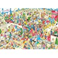 Jan Van Haasteren The Winter Fair Jigsaw Puzzle (1000 Pieces)