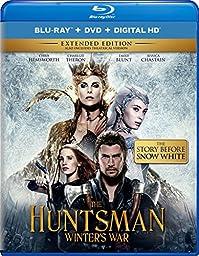 The Huntsman: Winter\'s War - Extended Edition (Blu-ray + DVD + Digital HD)