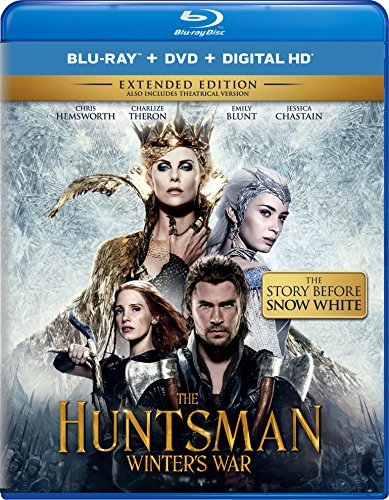 The Huntsman: Winter's War - Extended Edition (Blu-ray + DVD + Digital HD)