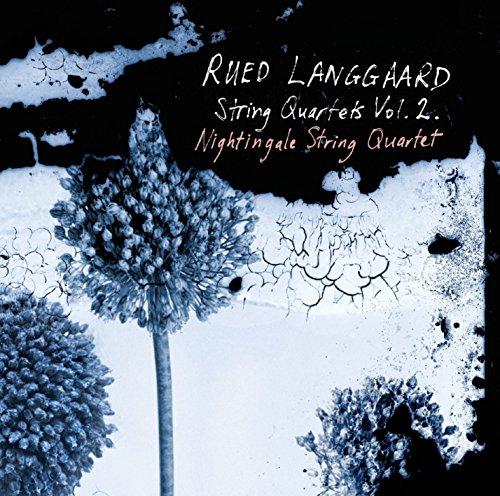 SACD : LANGGAARD / NIGHTINGALE STRING QUARTET - String Quartets 2