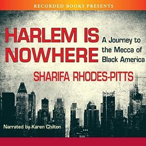 Harlem Is Nowhere Audiobook