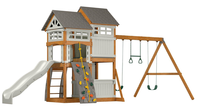 Suncast Vista Outdoor Play Set: