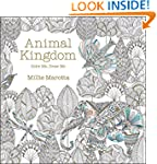 Animal Kingdom: Color Me, Draw Me (A...