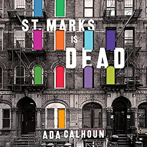 St. Marks Is Dead Audiobook