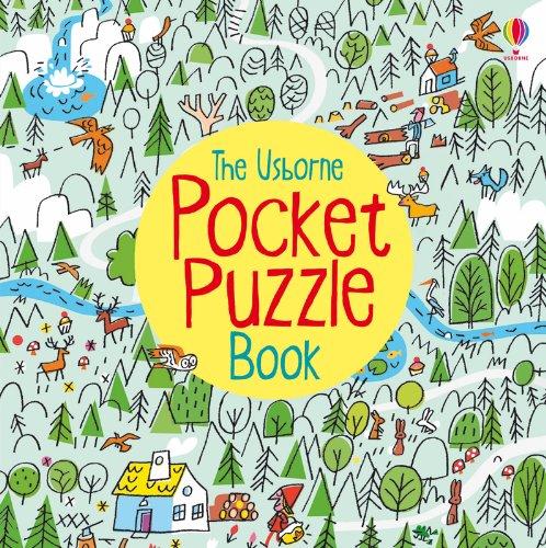 Pocket Puzzle Book (Usborne Pocket Puzzle)