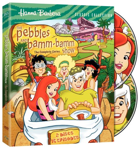 The Pebbles And Bamm-Bamm Show - The Complete Series
