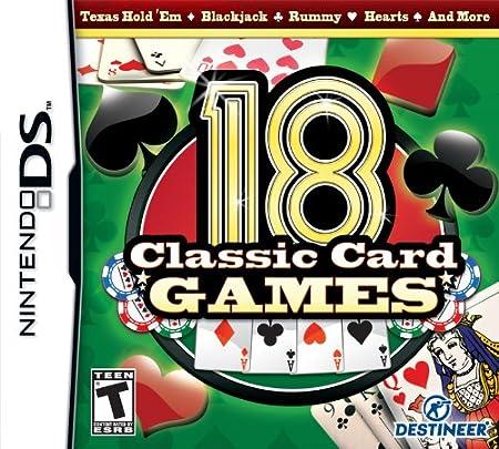 18 Classic Card Games