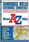Tunbridge Wells Street Atlas (A-Z Street Atlas)