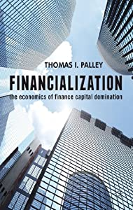 Financialization Book Cover