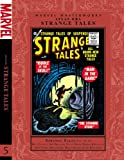 Marvel Masterworks: Atlas Era Strange Tales - Volume 5 (0785150161) by Everett, Bill