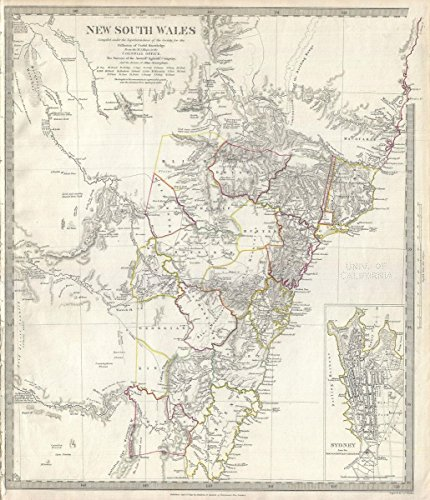 historical-1833-sduk-antique-map-of-new-south-wales-australia-20in-x-24in-fine-art-print