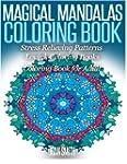 Magical Mandalas Coloring Book Stress...