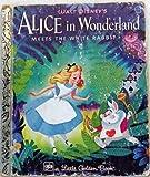 Alice in Wonderland (Little Golden Book)