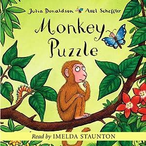 Monkey Puzzle Audiobook