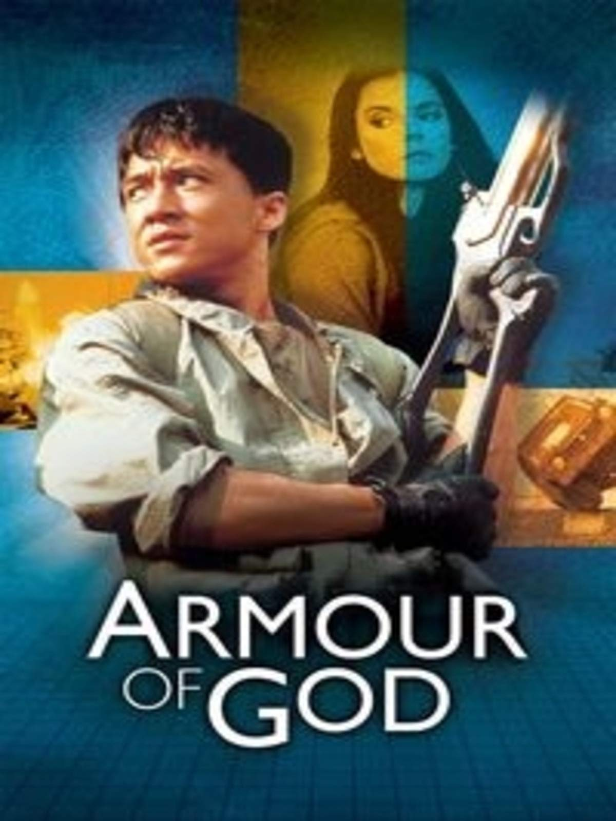 Armour of God on Amazon Prime Instant Video UK