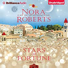 Stars of Fortune: Guardians Trilogy, Book 1 Audiobook by Nora Roberts Narrated by Saskia Maarleveld